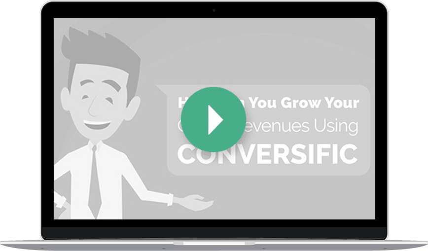 How Can You Grow Your Online Revenues Using CONVERSIFIC