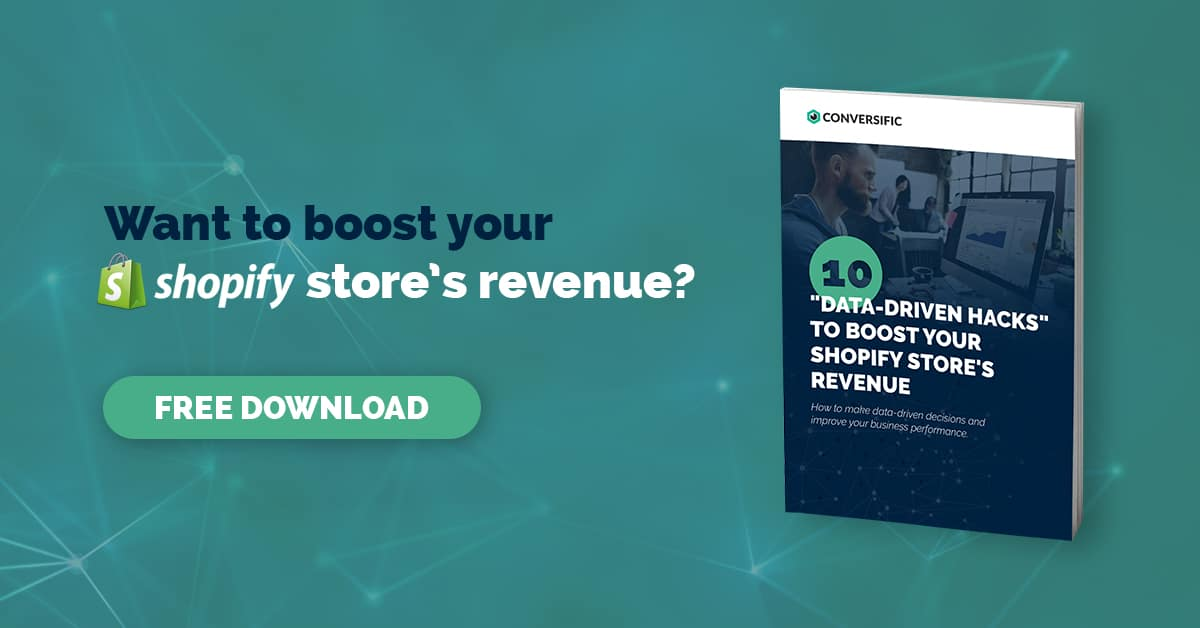 free guide for shopify stores