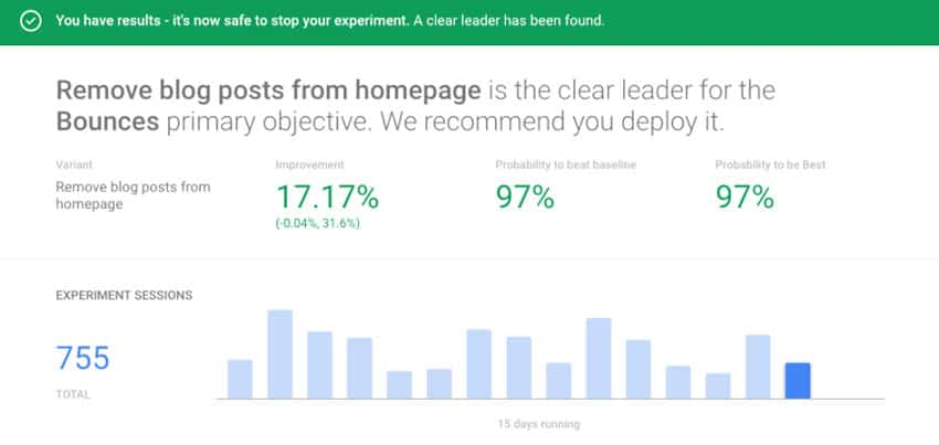 google-optimze-test