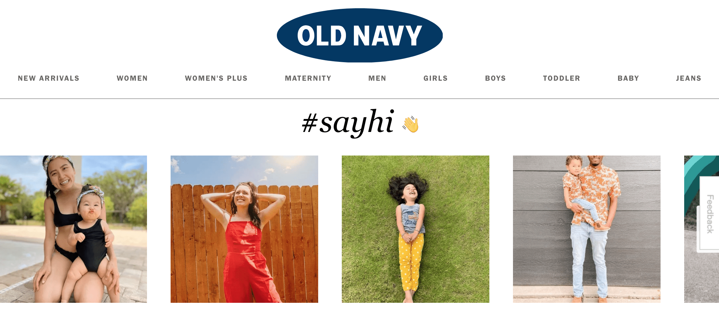 old navy example