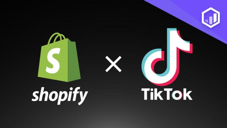 tiktok shopify